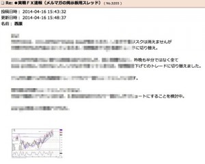 西原宏一のシンプルFXトレードの評判を検証してみました!掲示板やメールはこんな感じです。